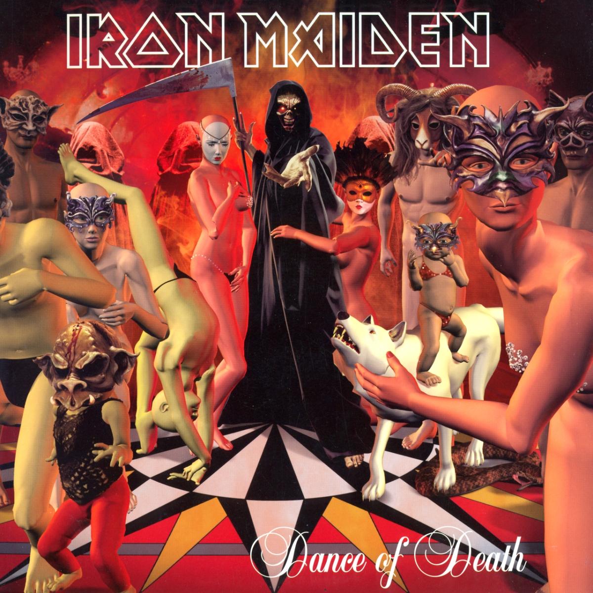 Revue Musicale : Dance of Death – Iron Maiden.
