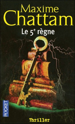 Revue Littéraire : Le Cinquième Règne de MaximeChattam