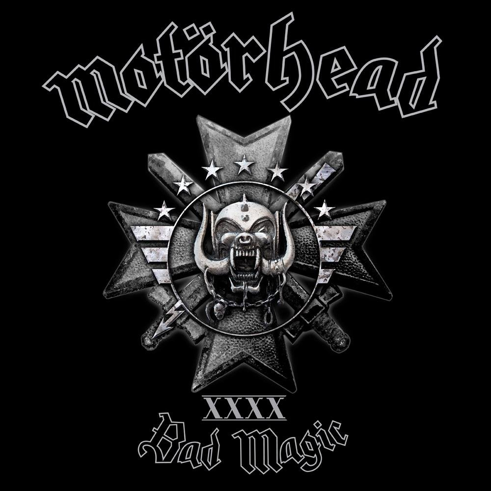 Chronique Musicale : Bad Magic de Motörhead(2015)