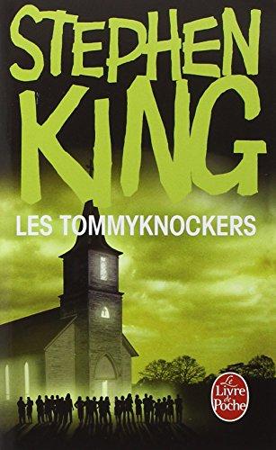 Revue Littéraire : les Tommyknockers de StephenKing